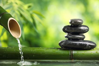 eau pour méditer