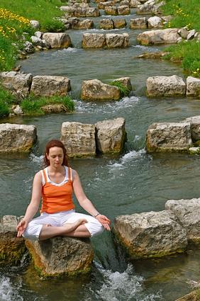 Méditation et visualisation