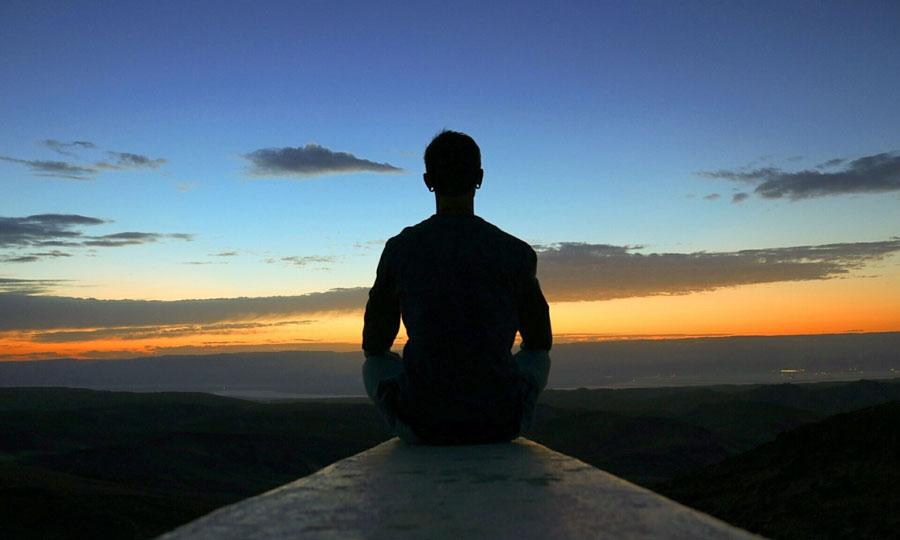 Pratique la méditation en mouvement